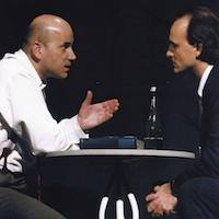 """Theater Gruppe 80 2004 """"Die schmutzigen Hände"""" <br />(mit Clemens Matzka)"""