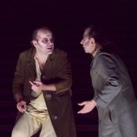 """Volkstheater 2013 """"Der Revisor"""" (mit Thomas Kamper) © wp"""